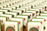 macro photograph of mahjong tiles (repetition pattern) by elPadawan https://flic.kr/p/egHTTg